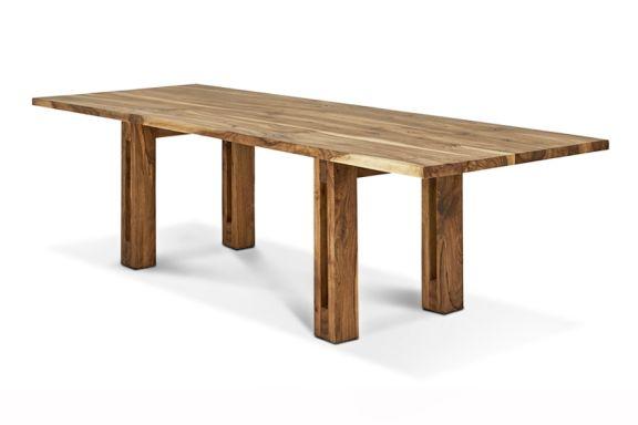 Doma Ist Ein Vollholz Tisch Massiv