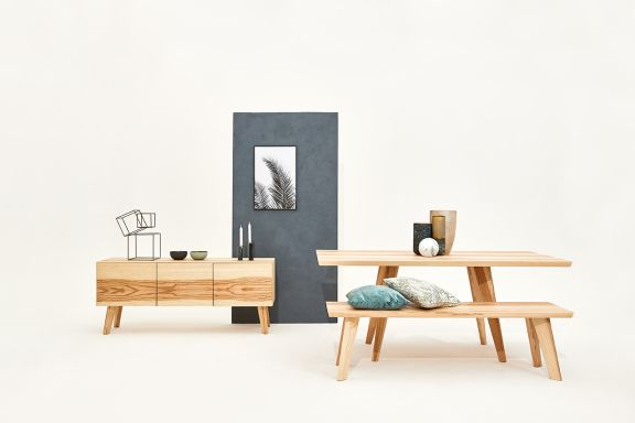 produktreihe limasol massivholz. Black Bedroom Furniture Sets. Home Design Ideas