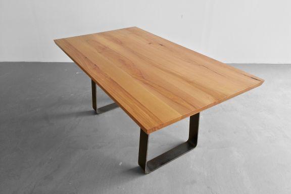 Design massivholztisch for Design massivholztisch